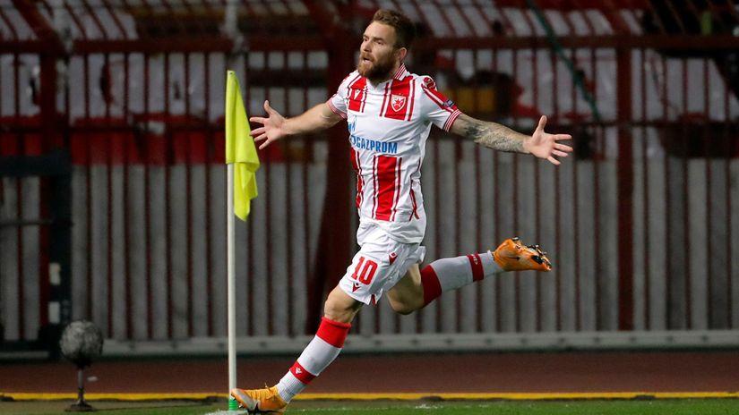Zvezda pravi klupsku legendu: Aleksandar Katai potpisuje ugovor do 2024. godine
